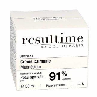 Resultime Crème Calmante Magnésium