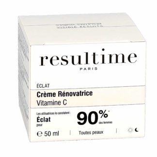 Resultime Crème Rénovatrice Vit C