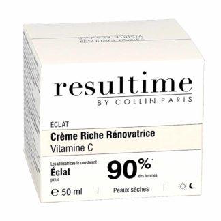 Resultime Crème Riche Rénovatrice Vit C