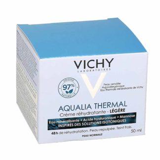 Vichy Aqualia Thermal Crème Réhydratante Légère