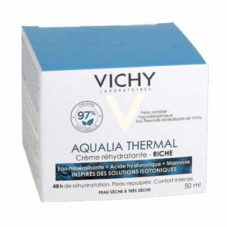 Vichy Aqualia Thermal Crème Réhydratante Riche