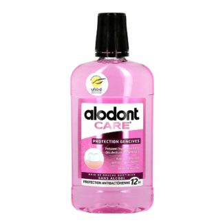 Alodont Care Protection Gencives Bain de Bouche Quotidien Sans Alcool