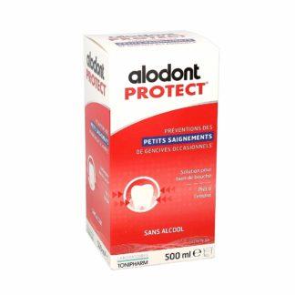Alodont Protect Bain de Bouche Sans Alcool