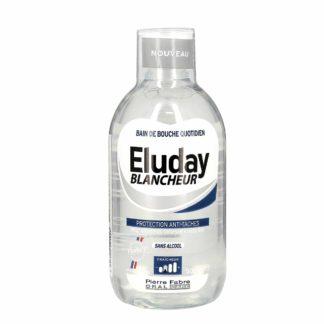 Eluday Blancheur Bain de Bouche Sans Alcool