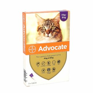 Advocate Chats 4-8 kg