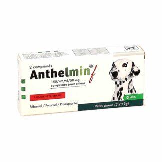 Anthelmin Petits Chiens 2-20kg