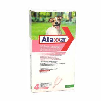 Ataxxa Anti-Puces Pour Chiens 4-10kg