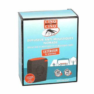 Cinq Sur Cinq Diffuseur Anti-Moustiques Nomade