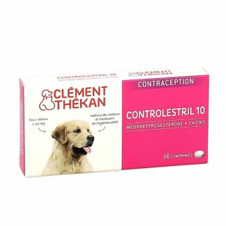 Clement Thekan Controlestril 10