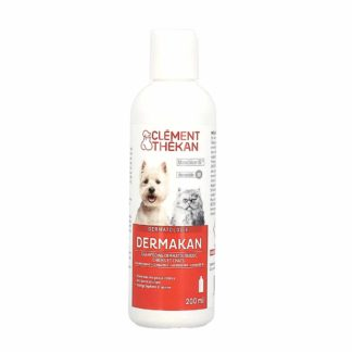 Clement Thekan Dermakan Shampooing Dermatologique Chiens et Chats