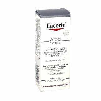 Eucérin AtopiControl Crème Visage Calmante