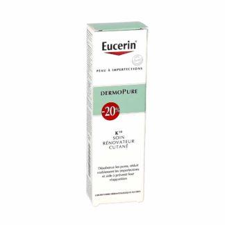 Eucerin Dermopure K10 Soin Rénovateur Cutané