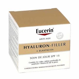 Eucerin Hyaluron Filler + Elasticity Soin de Jour SPF 15