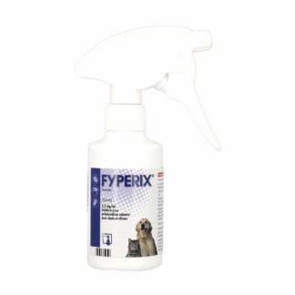 Fyperix Solution Anti-Parasitaires pour Chiens et Chats