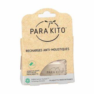 Parakito 2 Recharges Anti-Moustiques