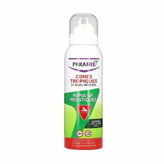 Paranix Répulsif Moustiques Zones Tropiques et Zones Infestées