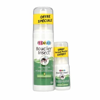 Pediakid Bouclier Insect' Spray 100ml