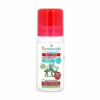 Puressentiel Anti-Pique Spray Répulsif Bébé