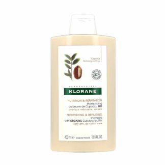 Klorane Shampooing Nutrition et Réparation au Beurre de Cupuaçu Bio
