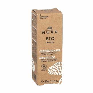 Nuxe Bio Organic Graines de Chia Sérum Essentiel Antioxydant