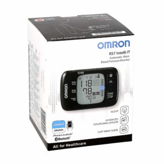 OMRON Tensiomètre Electronique Connecté Poignet RS7 Intelli IT
