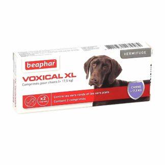 Beaphar Voxical XL Vermifuge Chiens + de 17