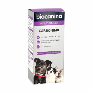 Biocanina Carbonimo pour Chiens