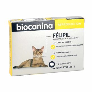 Biocanina Félipil Chat et Chatte