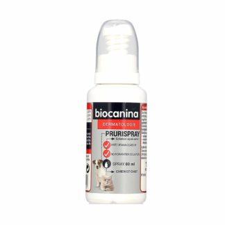 Biocanina Prurispray Solution Apaisante Chien et Chat