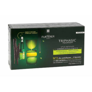 Furterer Triphasic Traitement Antichute Progressive