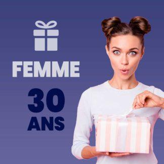 Cadeau femme 30 ans
