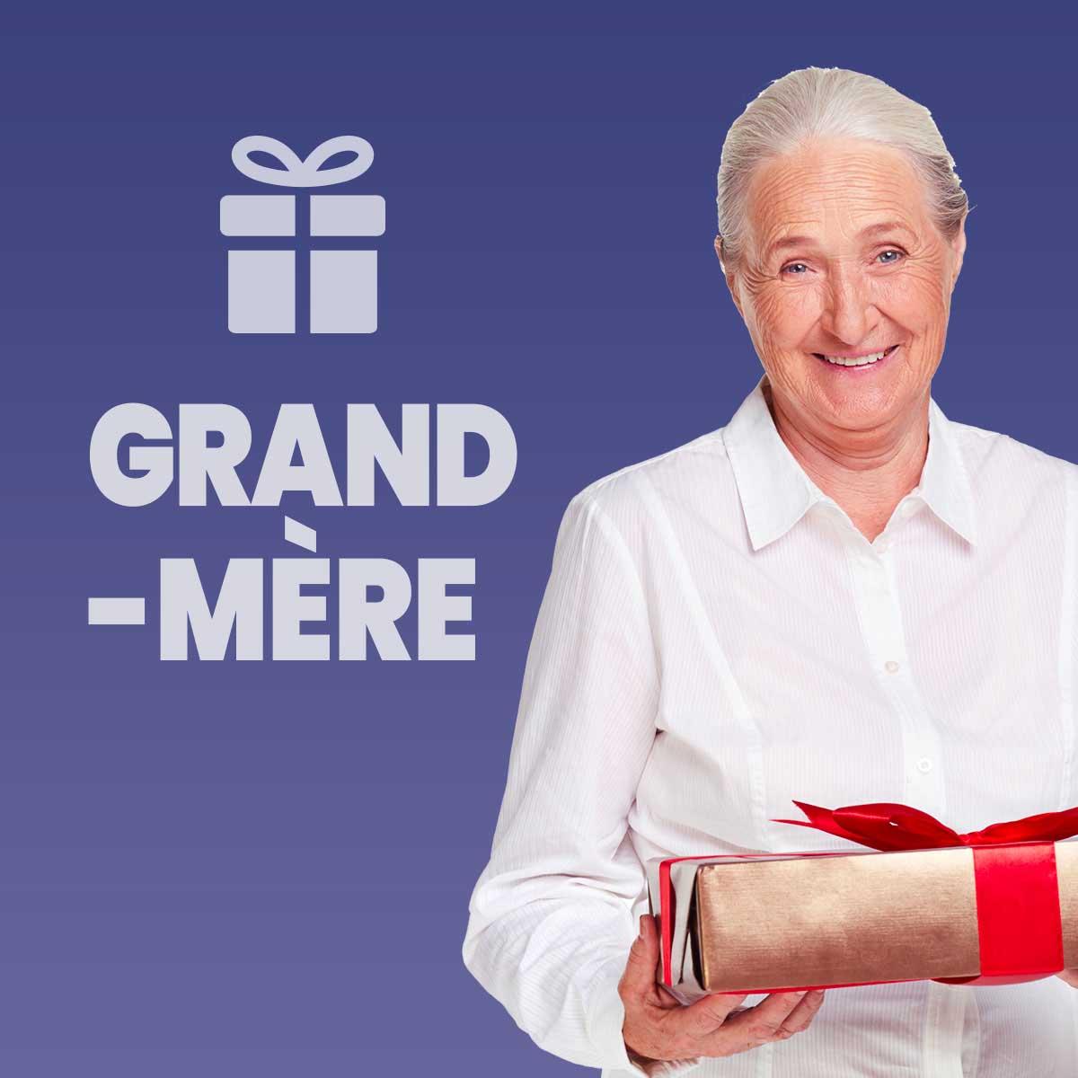 Cadeau Grand Mère