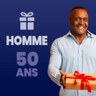 Cadeau homme 50 ans