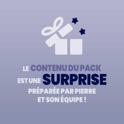 contenu du cadeau surprise