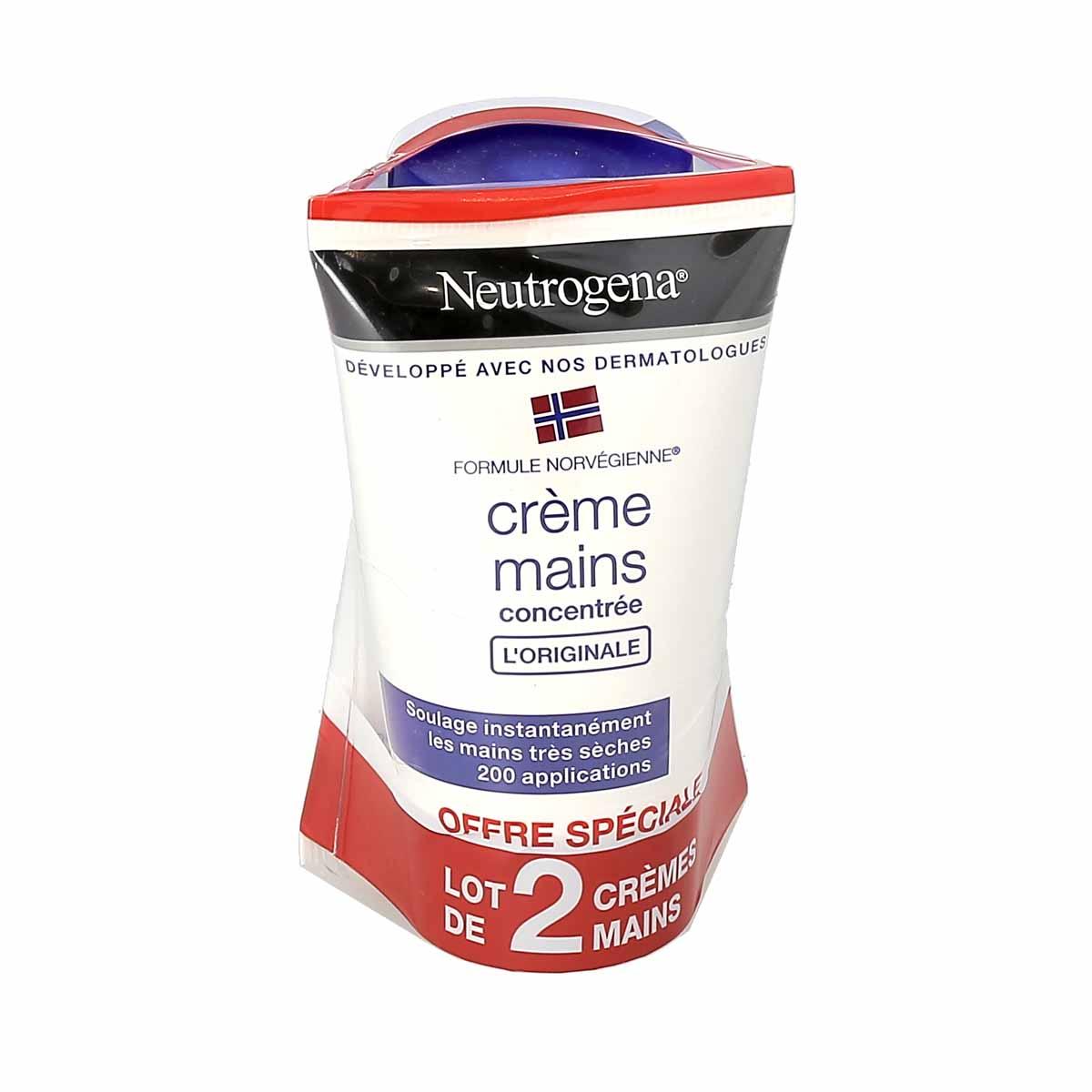 Neutrogena Crème Mains Concentrée