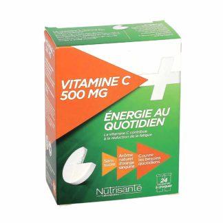 Nutrisanté Energie au Quotidien Vitamine C 500mg