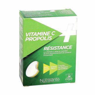 Nutrisanté Résistance Vitamine C + Propolis