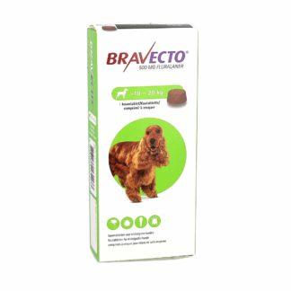 Bravecto Chien 10-20kg