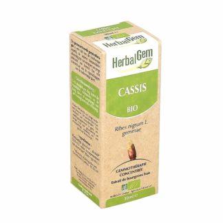 Herbalgem Cassis Bio