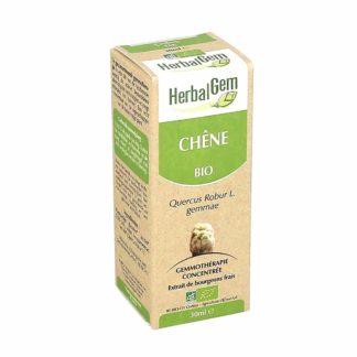 Herbalgem Chêne Bio