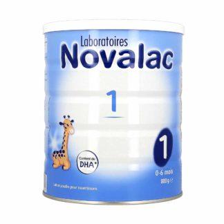 Novalac 1 Lait pour Bébé 0-6 mois