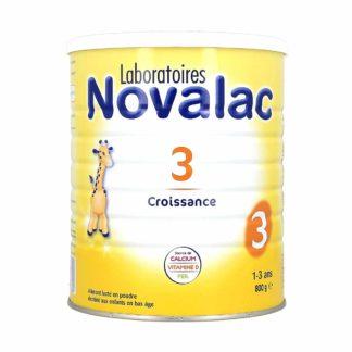 Novalac 3 Lait de Croissance 1-3 ans