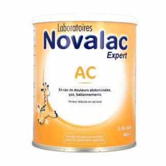 Novalac Expert AC Lait pour Bébé 0-36 mois