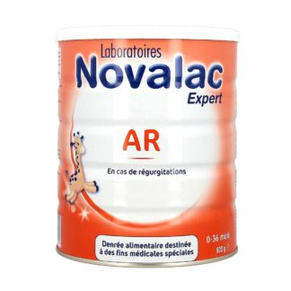 Novalac Expert AR Lait pour Bébé 0-36 mois