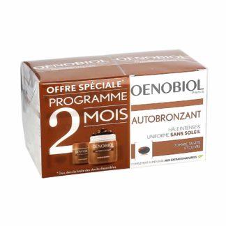 Oenobiol Autobronzant Hâle Intense et Uniforme sans Soleil