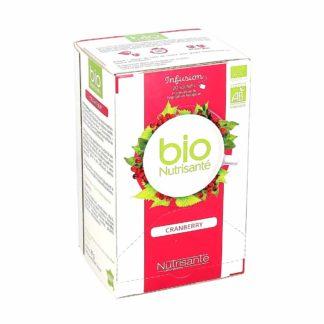 Nutrisanté Infusion Bio Cranberry